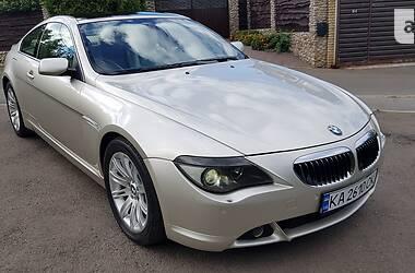 Купе BMW 645 2004 в Киеве