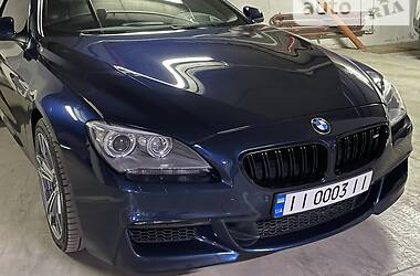 BMW 650 2012 в Харкові