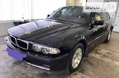 BMW 730 2001 в Черновцах