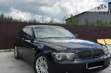 BMW 730 2004 в Володимир-Волинському
