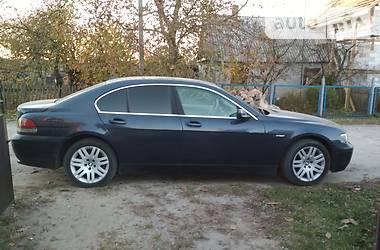 BMW 730 2002 в Ковеле