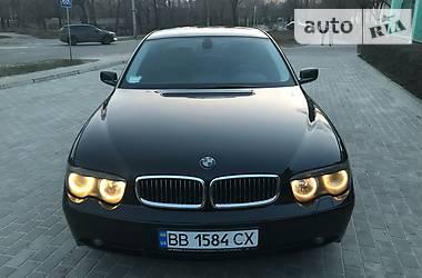 BMW 730 2005 в Харькове