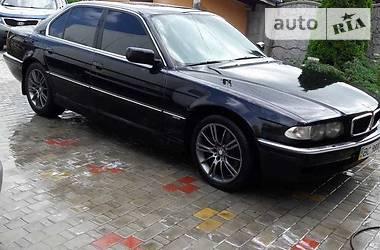 BMW 730 2001 в Львове