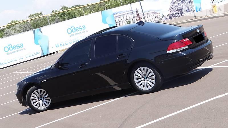 BMW 7 серия 2009 року в Києві