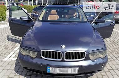 BMW 730 2005 в Львове