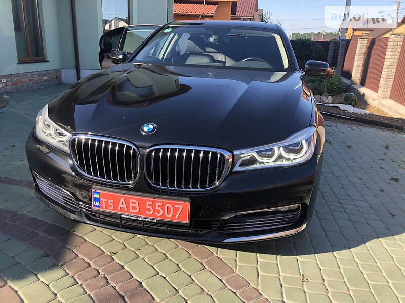 BMW 730 2017 в Виннице