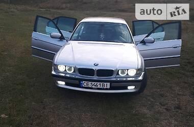 Седан BMW 730 2000 в Черновцах