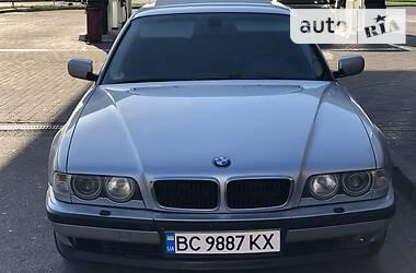 BMW 730 2000 в Львове