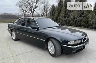 BMW 730 2001 в Чернівцях