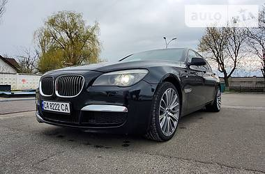 Седан BMW 730 2010 в Василькове