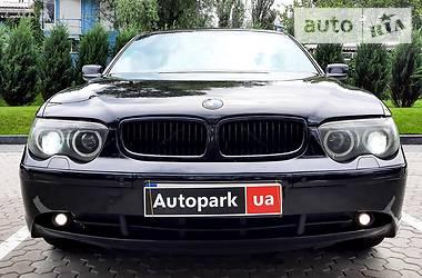 Седан BMW 730 2004 в Києві