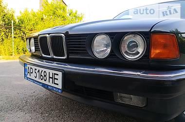 Седан BMW 730 1989 в Мелітополі