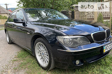 Седан BMW 730 2005 в Виноградове