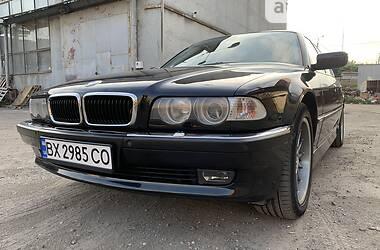 Седан BMW 730 1999 в Хмельницькому