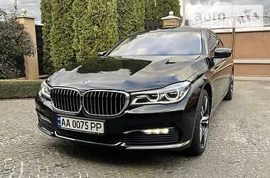 Седан BMW 730 2015 в Киеве