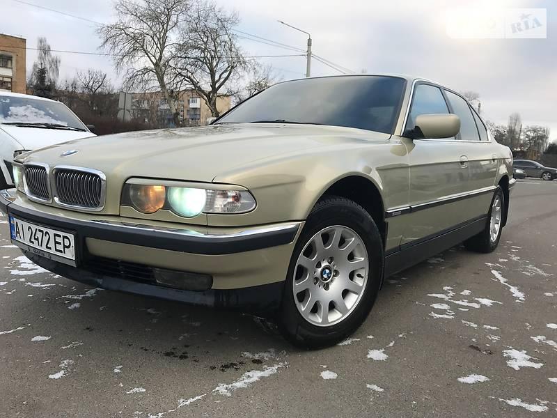 BMW 735 2000 в Киеве