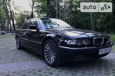BMW 735 2000 в Харькове