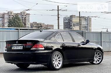 BMW 735 2002 в Одессе