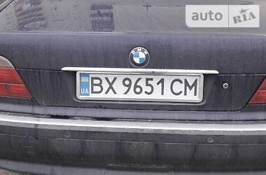 BMW 735 2000 в Староконстантинове