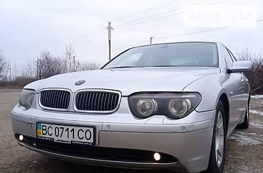 BMW 735 2001 в Новояворовске