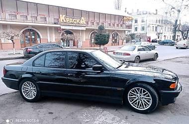 Седан BMW 735 1998 в Одессе