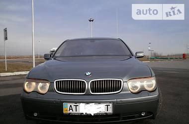 BMW 735 2002 в Коломые