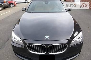 BMW 740  2015