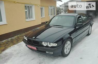 BMW 740 bi-turbo DUZEL 2000