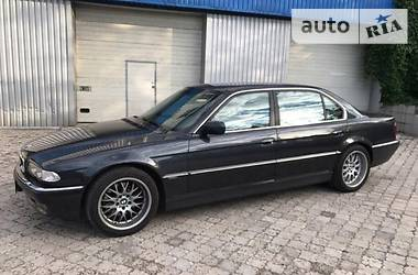 BMW 740 1999 в Донецке