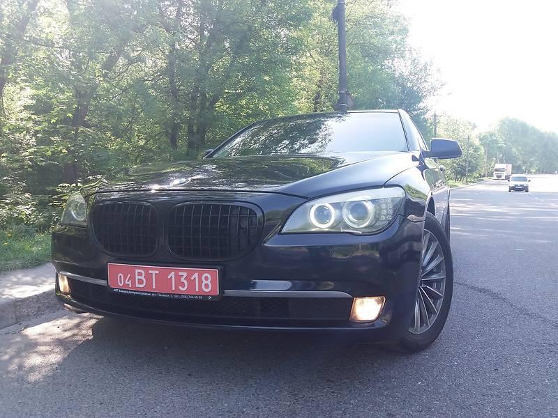 BMW 740 2009 в Хмельницком