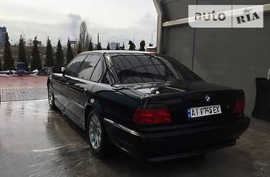BMW 740 1999