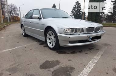 BMW 740 2000 в Ивано-Франковске