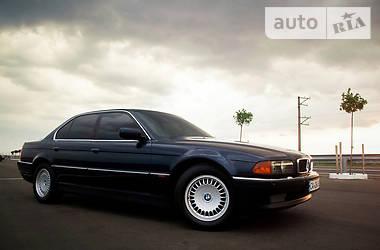 BMW 740 1997 в Черкассах
