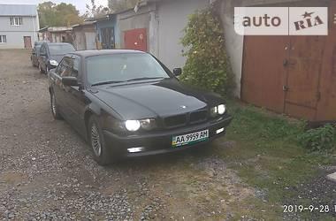 BMW 740 1999 в Киеве