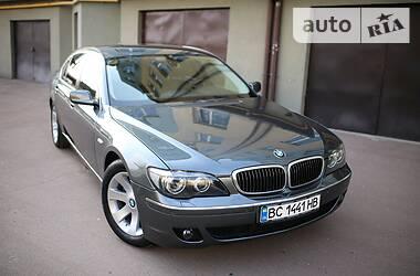 BMW 740 2005 в Львове