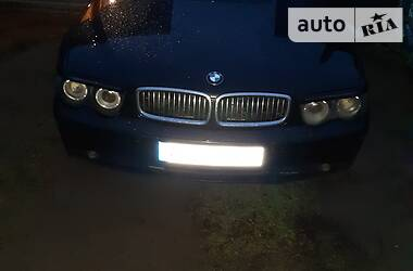 BMW 740 2004 в Тячеве