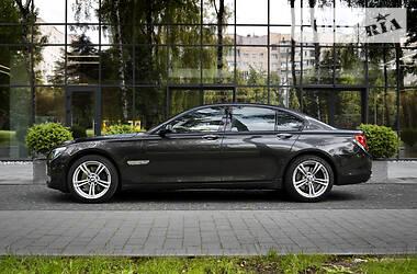 BMW 740 2011 в Львове