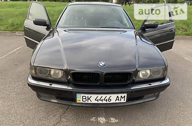 BMW 740 1995 в Львове
