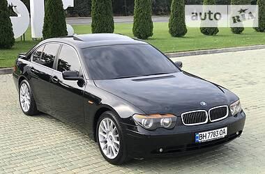 BMW 740 2003 в Одессе