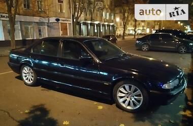 Седан BMW 740 2000 в Кривом Роге