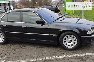 Седан BMW 740 2001 в Харькове