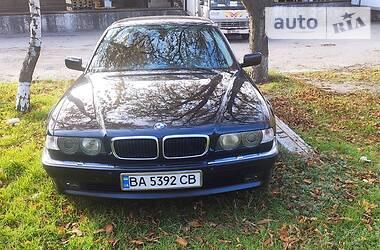 BMW 740 1999 в Днепре