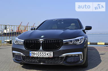 BMW 740 2016 в Одесі