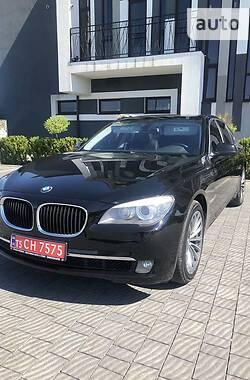 BMW 740 2011 в Стрию