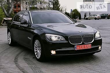BMW 740 2011 в Житомирі