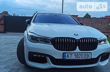 Седан BMW 740 2017 в Ивано-Франковске