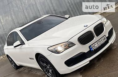 Седан BMW 740 2012 в Львове