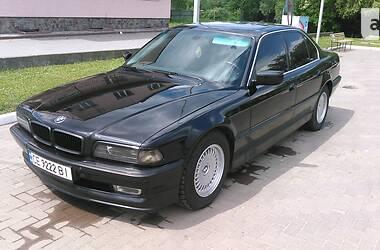 Седан BMW 740 1998 в Кицмани