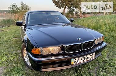 Седан BMW 740 1999 в Харькове