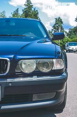 Седан BMW 740 1999 в Черкассах